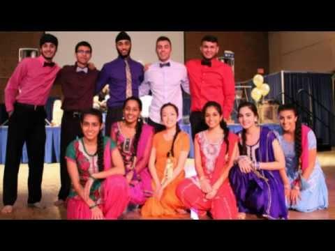 Adelphi University Bhangra Fall 2014Spring 2015