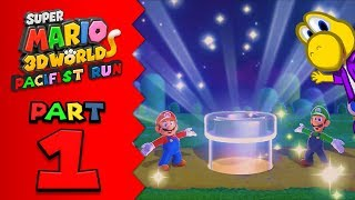 A WHOLE NEW WORLD ll Koops Plays: Super Mario 3D World: Pacifist Mode