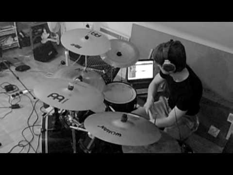 Seb Gee - DJ Fresh - Living Daylights II (Drum Cover)
