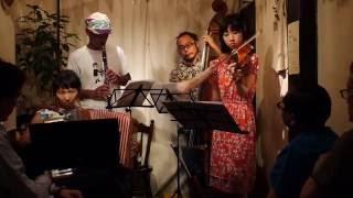 無題/CAVA劇伴バンドLive at homeri ホメリ(スパン子・熊坂義人・瀬戸信行・酒井絵美)