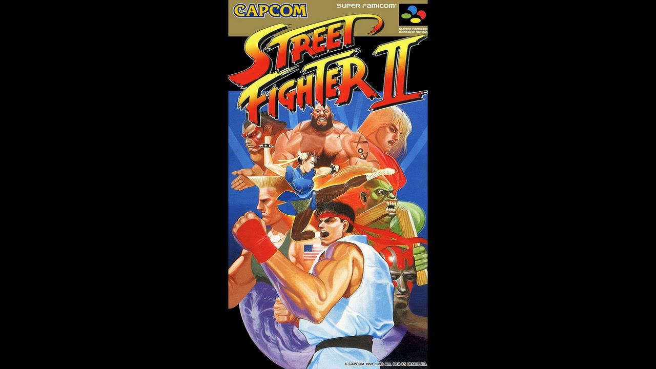 Street Fighter 2010 Planet 1 Area 3 Street Fighter Ii Snes