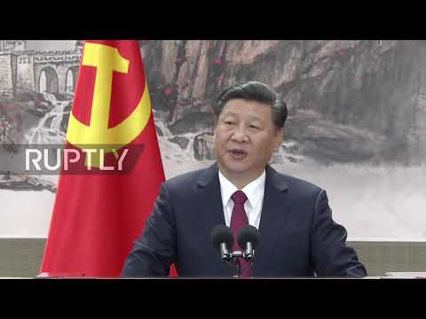 China: New Communist Party officials revealed with Xi Jinping as re-elected leader