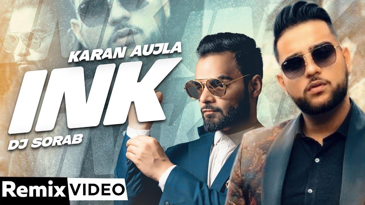 Download Ink (Remix) | Karan Aujla | J Statik | DJ Sorab | Latest Punjabi Songs 2020