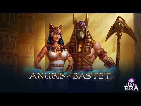 Anubis and Bastet Legendary Lovers