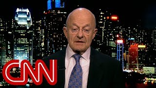 Clapper: Trump insults are normal now
