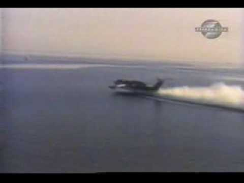 P-6M Seamaster Jet Seaplane: Faster than today's B-2s, B-52s