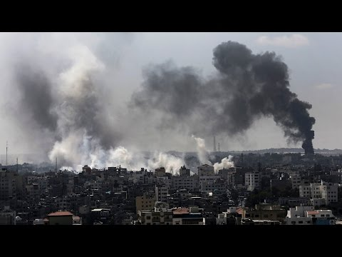 Humanitarian Ceasefire in Gaza Expected to Last Into Monday