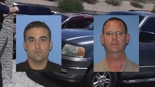 2 Phoenix police officers fired after separate high-profile investigations
