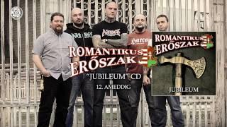 """Romantikus Erőszak """"Ameddig"""" (HIVATALOS SZÖVEGES VIDEÓ / OFFICIAL LYRICS VIDEO)"""