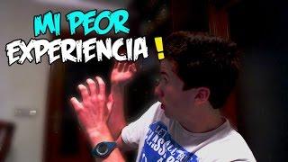 LA PEOR EXPERIENCIA DE MI VIDA GRABADA EN VÍDEO!!