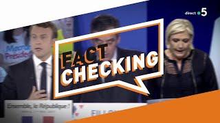 Le Fact-Checking de Samuel Laurent ! - C à Vous - 05/10/2018 streaming