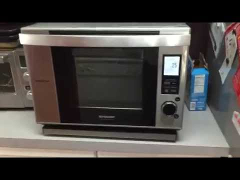 What Is Wrong With This Sparking Microwave Sharp Ax 1200k Supersteam
