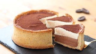 Chocolate Mousse Tart|HidaMari Cooking