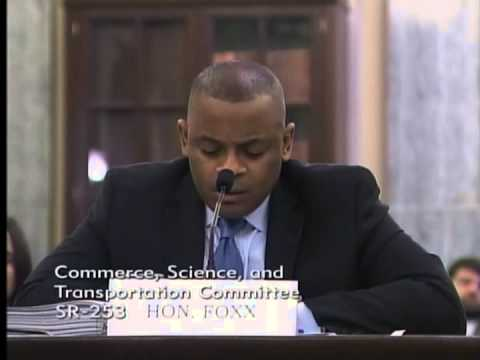 Sen. Moran Discusses Willard Bridge During Senate Commerce Committee Hearing