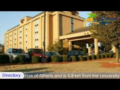 Hampton Inn Athens - Athens Hotels, Georgia