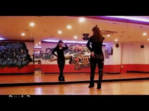 Dạy nhảy Cry Cry - Tara 2/4