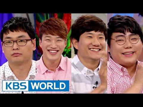 Hello Counselor - Park Yeongjin, Kim Kilee, Im Uil & Song Pylgeun (2015.06.29)