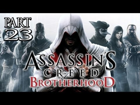 "Road to AC3 - Assassin's Creed: Brotherhood - Part 23 ""The Debt"""