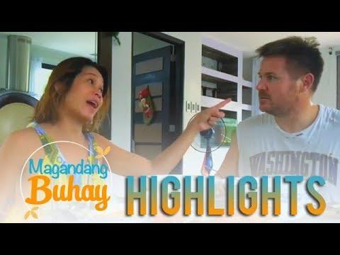 Magandang Buhay: Mamang Pokwang and Lee have an online cooking show