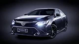Toyota Camry 2.0 2.5 G X