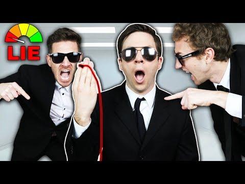 LIE DETECTOR TEST ON GAME MASTER SPY! (Testing Viral Tiktok life hacks for Truth)