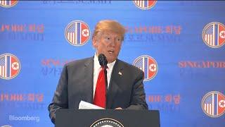 Trump Speaks About Kim Summit, Next Steps: Full Briefing