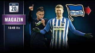 Kader-Planspiele 2018/19: Hertha BSC im Fokus