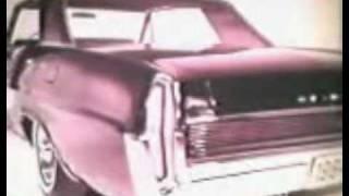 1964 Pontiac Grand Prix Commercial