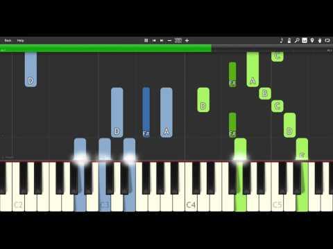 fruits-basket-teru-teru-momiji - [Synthesia] Piano cover