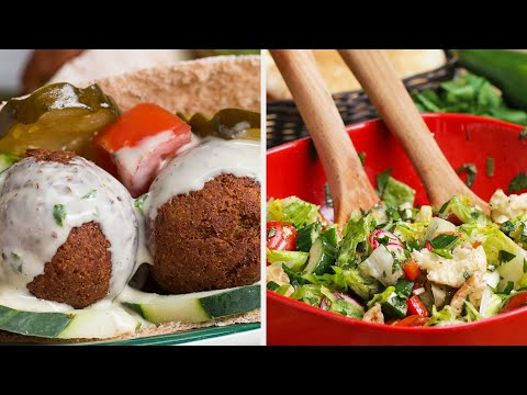 5 Lip-Smacking Mediterranean Recipes • Tasty
