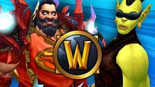 Elemental Shaman GOD vs Assassination Rogue! (1v1 Duels) - PvP WoW: Battle For Azeroth 8.1