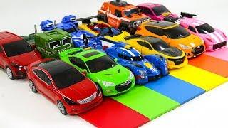 Transformers Hello Carbot Tobot MiniForce Car Vehicles Transformation Robots Toys