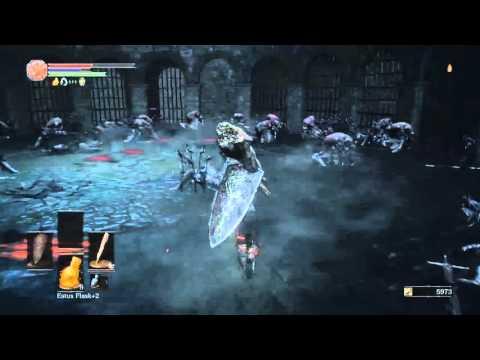 Dark Souls III Blind Playthrough [Ep- 12]