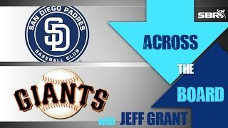 MLB Picks: San Diego Padres vs. San Francisco Giants 6/23