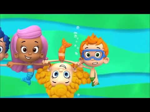 Bubble Guppies Theme Song (2018) (Reversed & Speed Up)