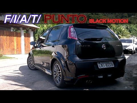 TESTE FIAT PUNTO BLACK MOTION - SOLER REVIEW - PRIMEIRA TEMPORADA