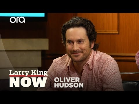 Oliver Hudson on his current relationship with father Bill Hudson