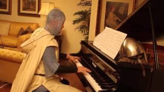 Músicas de Games Medievais no Piano - 6 Themes of Medieval Games