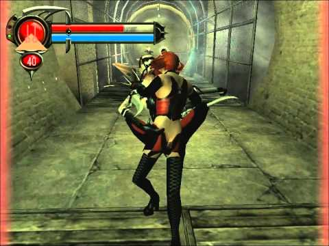 [The Sewers: Smuggling Route] BloodRayne 2 No Rayne's Powers Run #12 No Commentary
