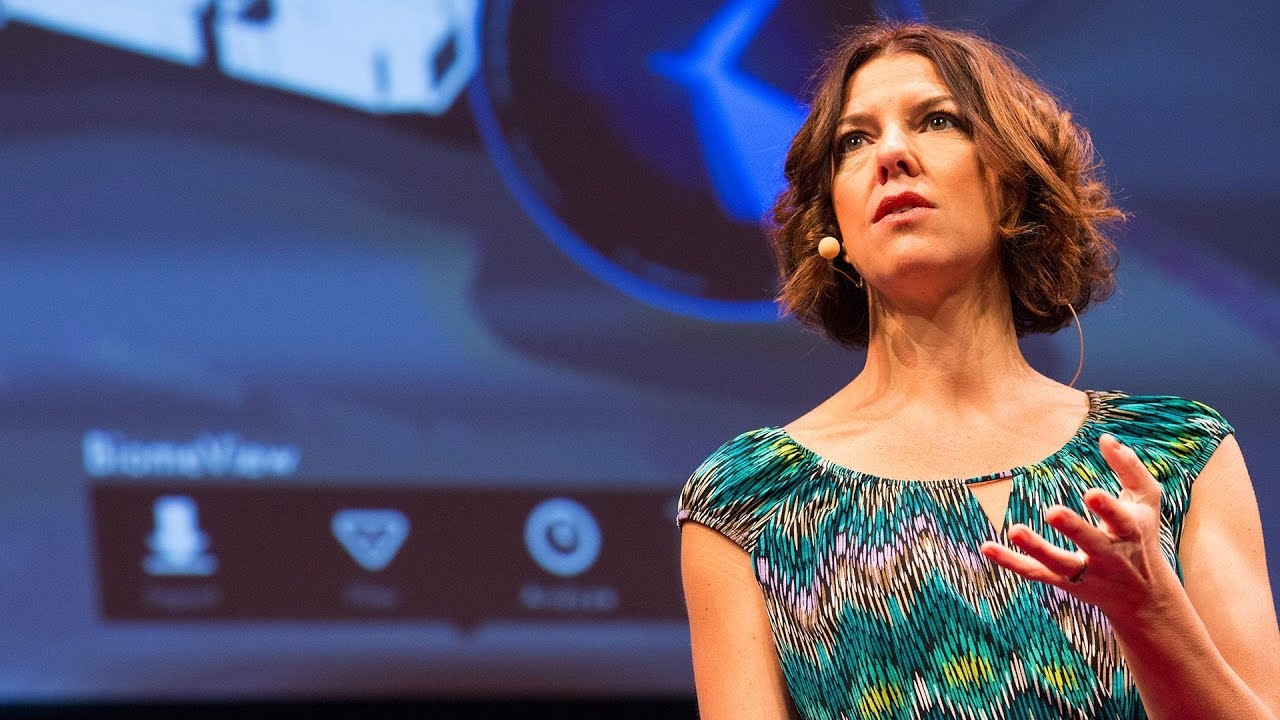 Jessica Green: Good germs make healthy buildings