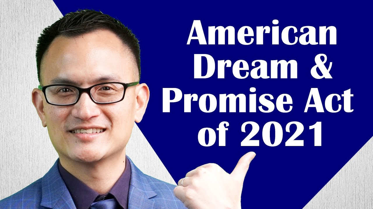 American Dream and Promise Act of 2021