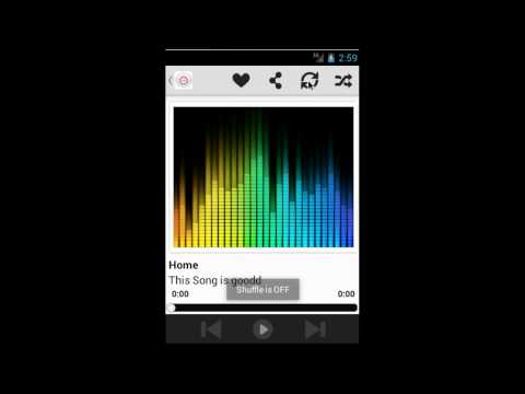 Online Mp3: Application Overview
