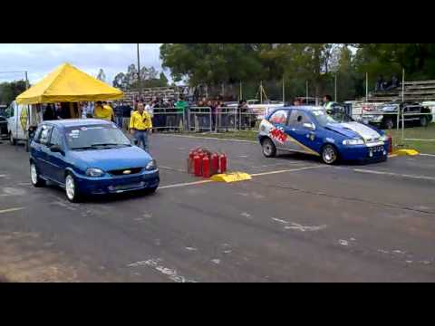 Chevrolet Corsa +FT 300 + Turbo MASTER POWER PARAGUAY