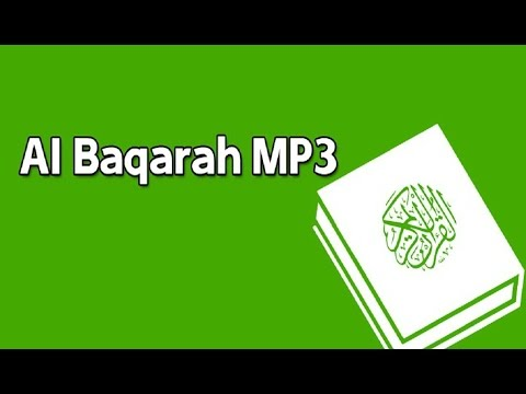 al baqarah mp3