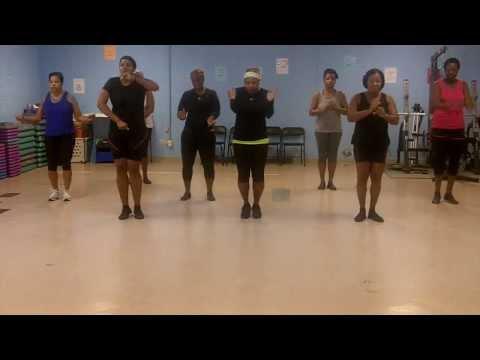Can't Wang Wit It Line Dance - New Orleans, LA