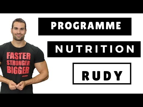 Programme Alimentaire ft Rudy Coia - Episode 03 - SOStyle