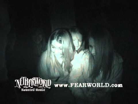 Inside Scares NETHERWORLD Haunted House...
