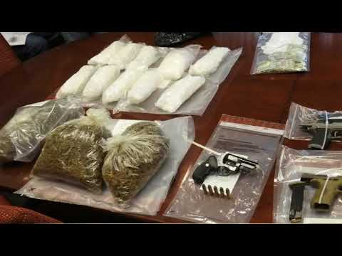 Meth bust sparks political attack on California laws by US attorney