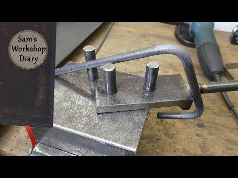 Metal Bender   Easy to Build  