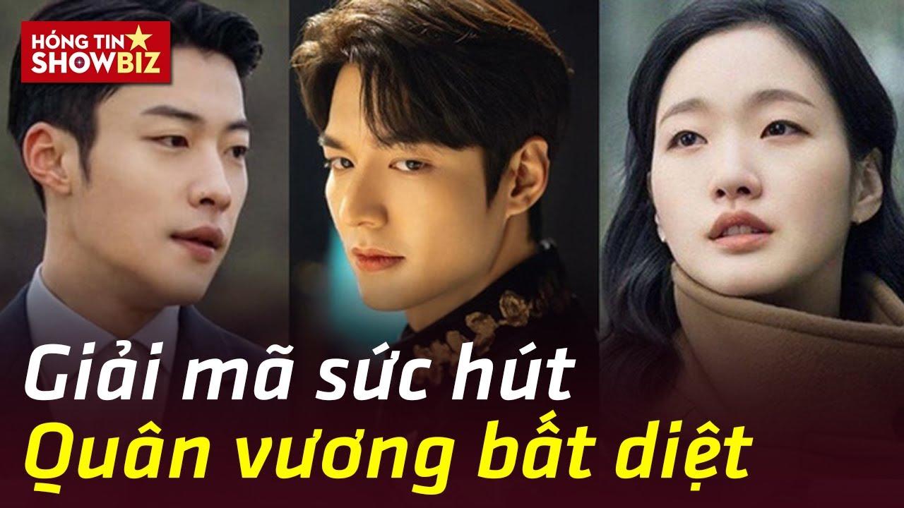 Giải mã sức hút Quân Vương Bất Diệt do Lee Min Ho đóng|Hóng Tin Showbiz